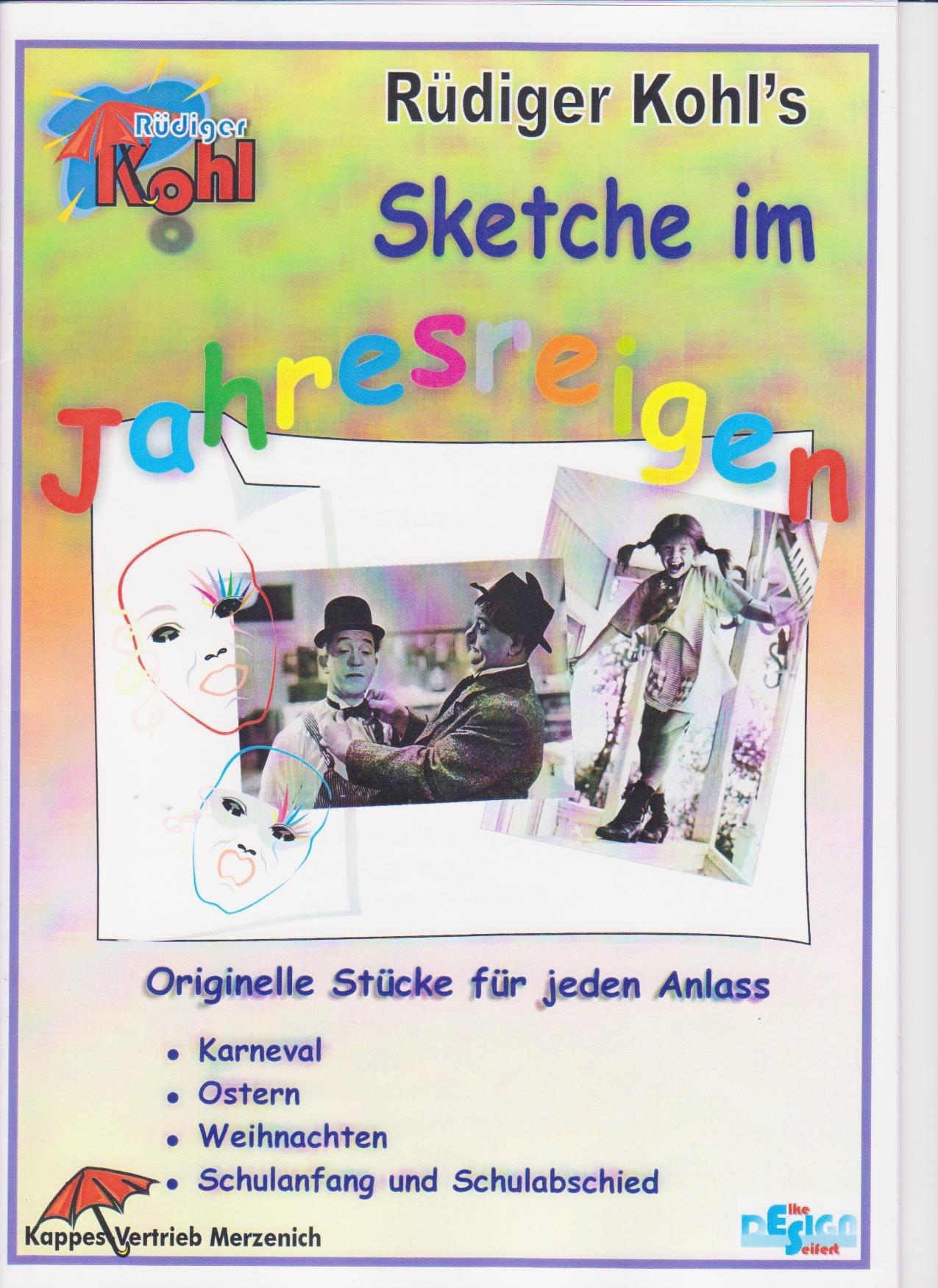 Sketche im Jahresreigen (Sketche): Amazon.de: Rüdiger Kohl: Bücher