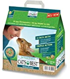 Cat's Best 29776 Katzenstreu Green Power, 8 L