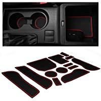 CupHolderHero for Subaru Impreza WRX 2008-2014 Custom Fit Cup Holder, Door, and Center Console Liner Accessories 13-pc…