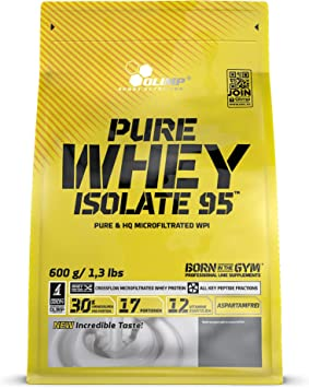 Olimp Sport Nutrition Proteína Pure Whey Isolate con Sabor ...