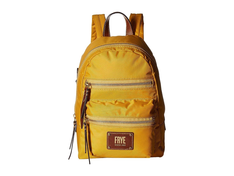 (フライ) FRYE Women`s Ivy Mini Backpack Yellow 女性のアイビーミニバックパックイエロー(並行輸入品) One Size イエロー B07B64V8PK