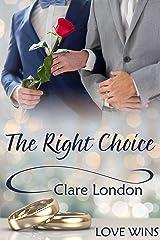 The Right Choice (English Edition) Edición Kindle