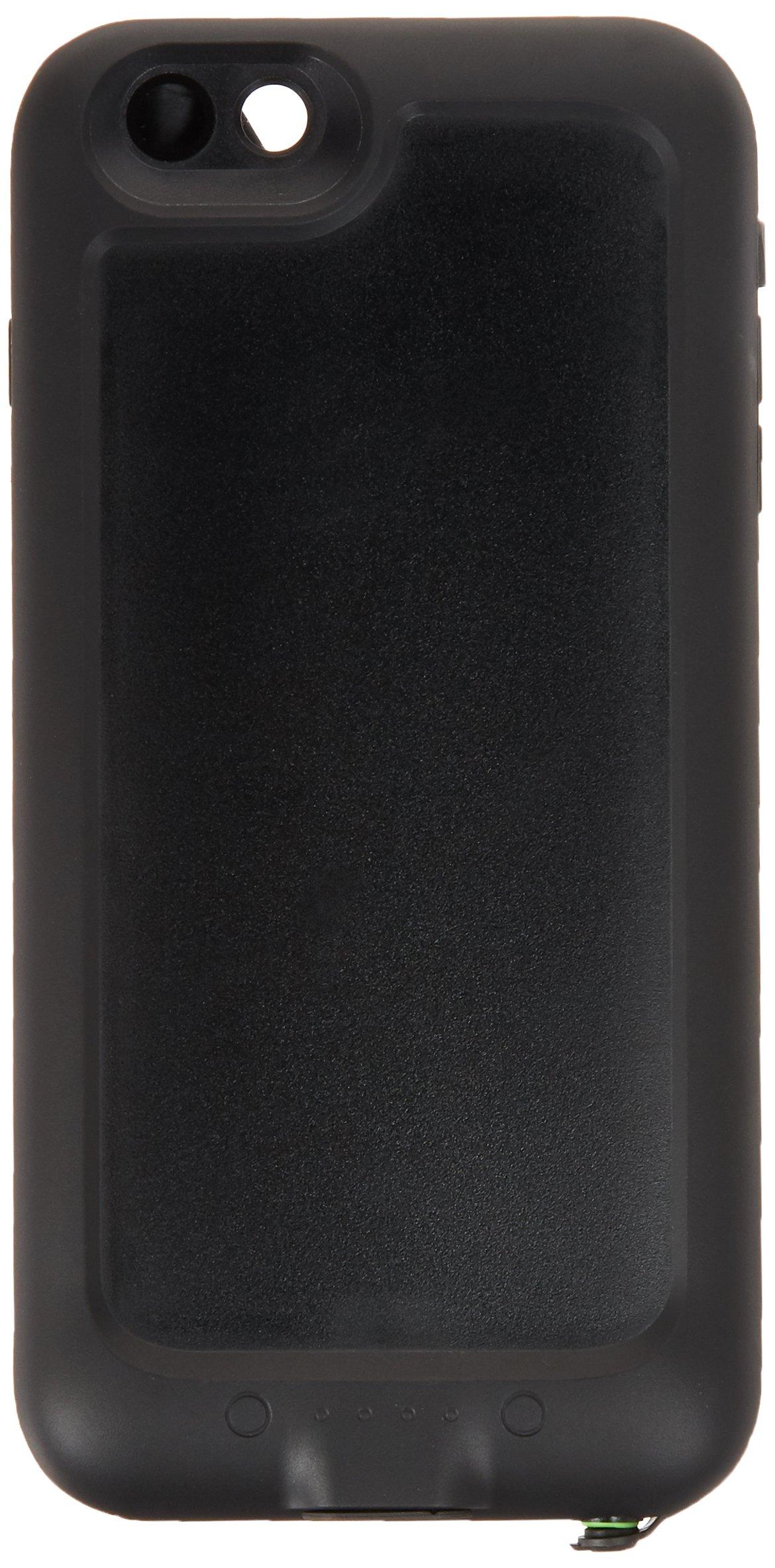 mophie waterproof juice pack H2Pro for iPhone 6 Plus/6S Plus (2,600mAh) - Black