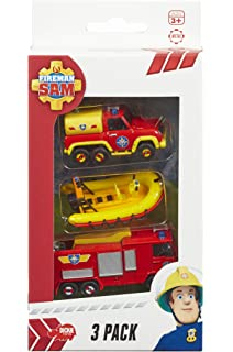 Amazon.com: Fireman Sam Fire Rescue Centre: Toys & Games
