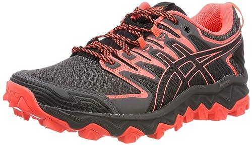 ASICS Gel-Fujitrabuco 7, Zapatillas de Running para Mujer: Amazon.es: Zapatos y complementos