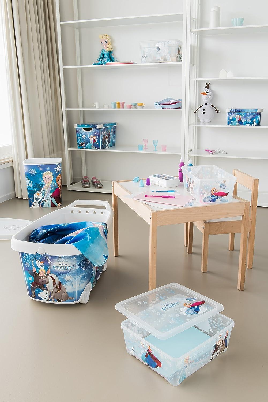 /Frozen 2/pl/ástico Azul 40/x 30/x 24/cm CURVER Stockholm L 231576/recinto/