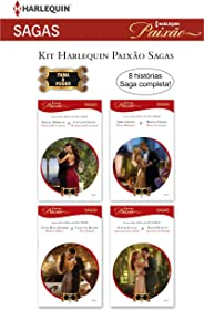 Kit Fama & Poder (Kit Harlequin Paixão Sagas)