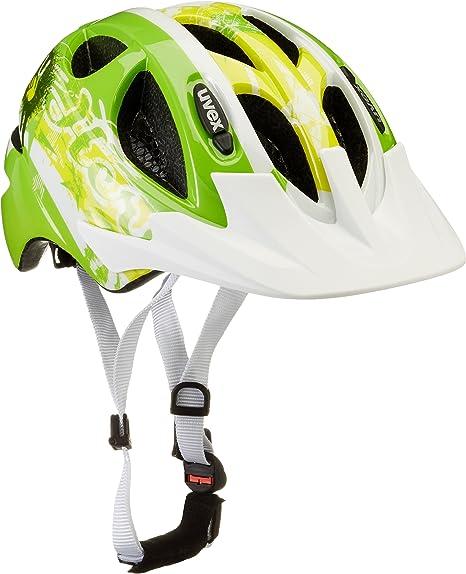 Uvex Kinder Fahrradhelm Hero Green 49 54 Amazon De Sport Freizeit