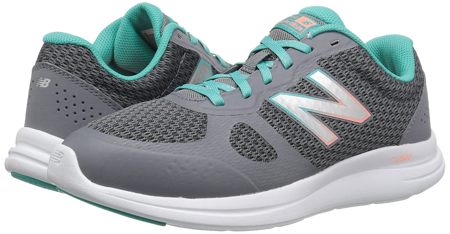 New Balance Women's 5.5 Versi v1 Cushioning Running Shoe B0751SMHZV 5.5 Women's B(M) US|Grey 2bc022