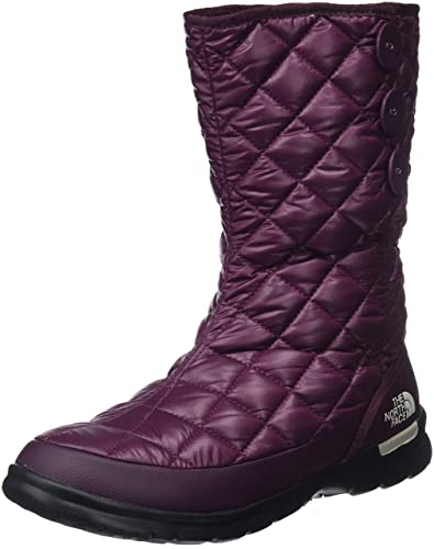 Neige Insulated Thermoball de THE Femme Button Bottes NORTH FACE up XnqqB8H1f
