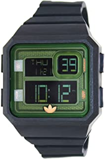 Amazon Com Adidas Performance Furano Grey Digital Dial Unisex Watch
