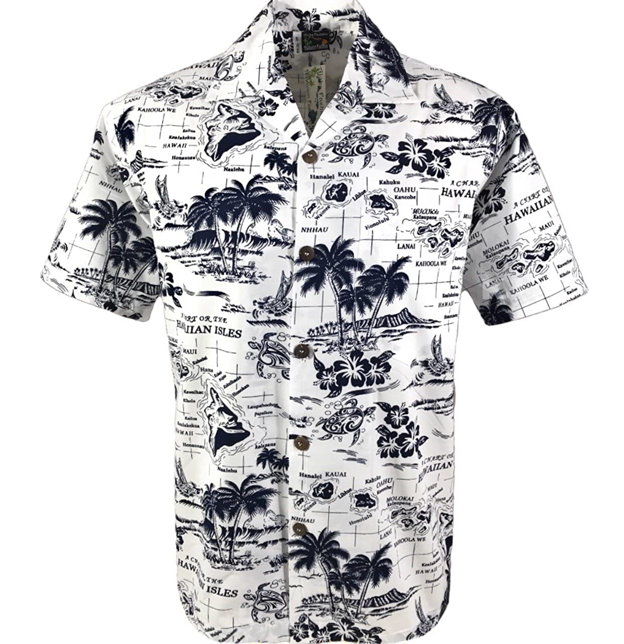 183bc8aca Stylish and Original Hawaiian Shirt Design looks great everywhere you go.  Lightweight, High Quality Fabric and Relaxed Fit will keep you cool and ...