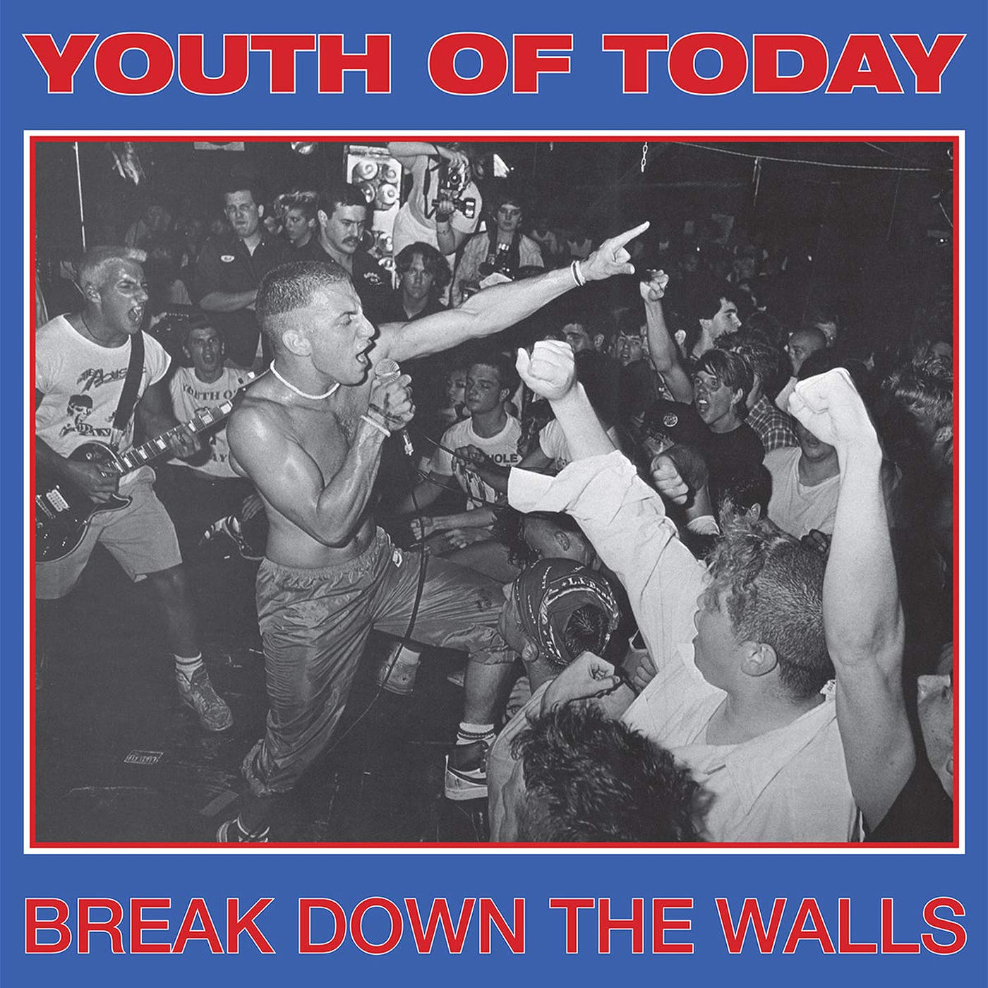 Break Down the Walls [Vinyl] by Revelation