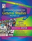Spectrum's Handbook for General Studies Paper 1- Edition 2018
