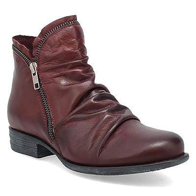 Miz Mooz Women's Luna Ankle Boot | Ankle & Bootie