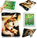 Magic Global Gadgets - BULLDOG Heavy Duty Military Rugged Tough Shock Proof Case Cover Stand For Apple iPad 2 / 3 / 4