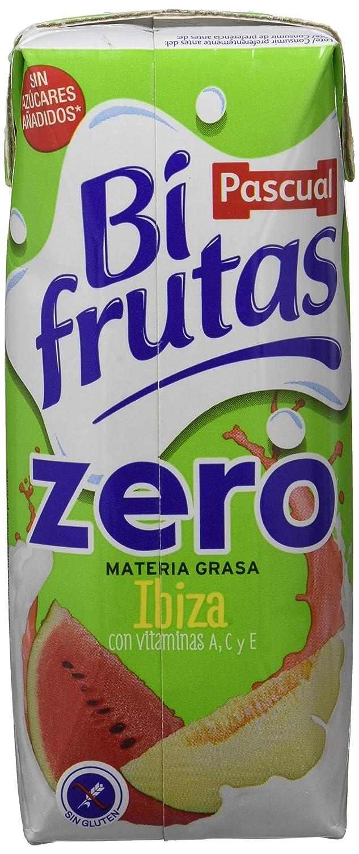 Bifrutas Zumo Leche, Sabor Ibiza - Paquete de 6 x 990 ml ...