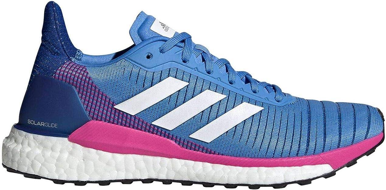 Adidas Solar Glide 19 Womens Zapatillas para Correr - AW19: Amazon.es: Zapatos y complementos
