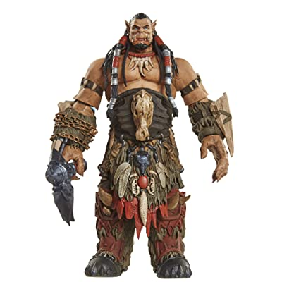 "Warcraft 6"" Durotan Action Figure With Accessory: Toys & Games"