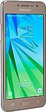 Smartphone Samsung Galaxy Grand Prime, color dorado. Movistar pre-pago