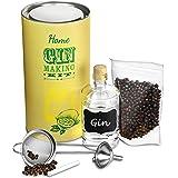 Kit confezione regalo per fare gin con bacche di ginepro