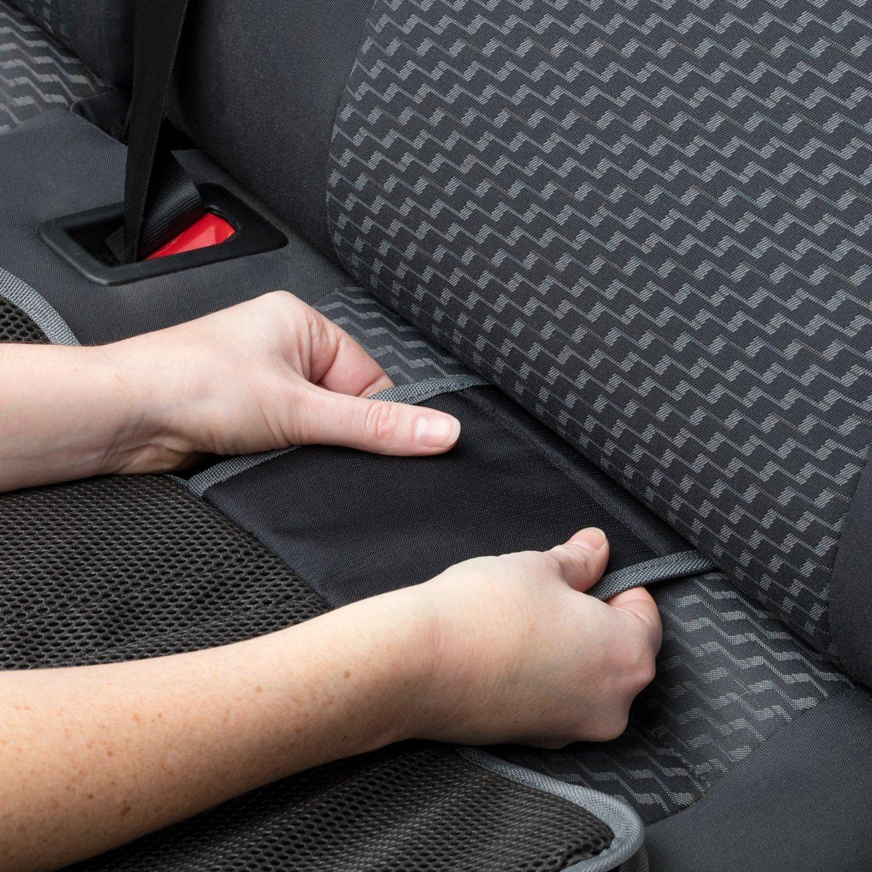 Schutzh/ülle f/ür Ihren Autositz Passend f/ür KAROQ Schonauflage f/ür die Autositze EJP-Bag Gesteppte Kindersitzunterlage