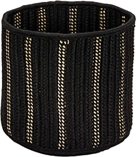 "product image for Colonial Mills Essentia Basket, 14""x14""x14"", Black"