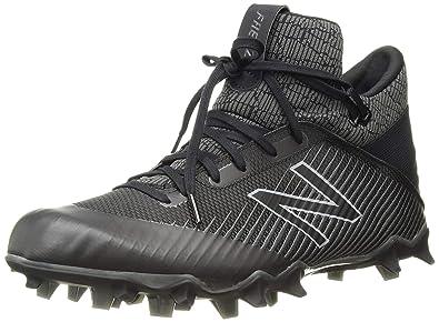 82ab754b8 New Balance Men's Freeze V2 Agility Lacrosse Shoe, Black/Grey, ...