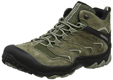 720630f70 Merrell Chameleon 7 Limit Mid Waterproof Men 9 Dusty Olive