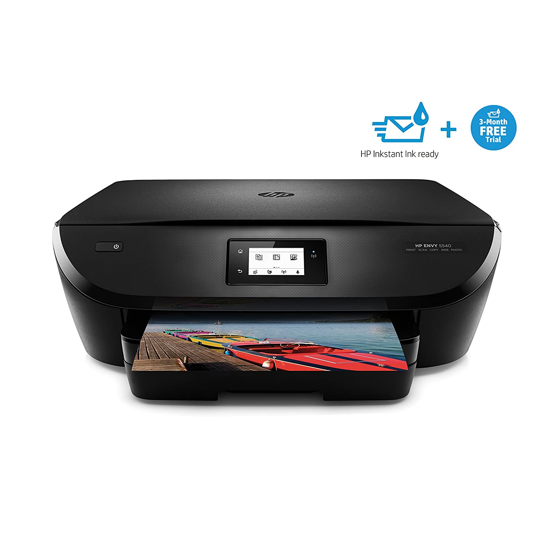 HP Envy 5540 Inyección de Tinta térmica 12 ppm 1200 x 1200 ...