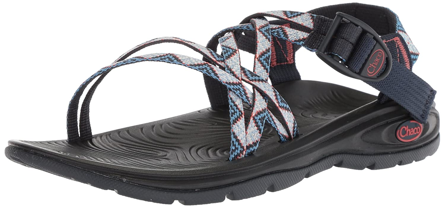 Chaco Women's Zvolv X Athletic Sandal B071GMPZYX 5 B(M) US|Kaleido Eclipse