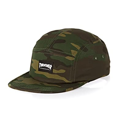Thrasher 5 Panel Cap One Size Camoflage at Amazon Men s Clothing store  a588a8a4a27