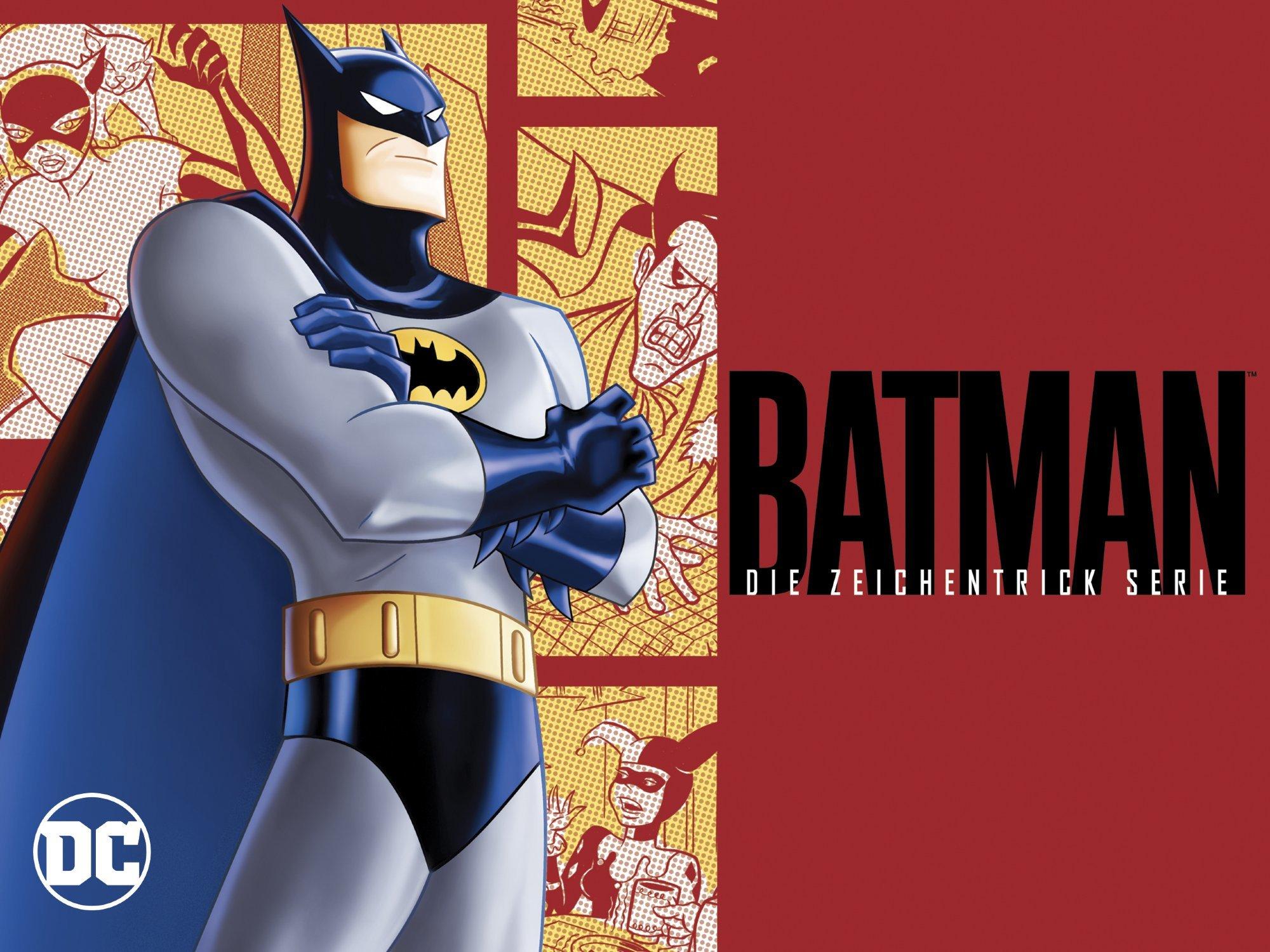 Batman Zeichentrick