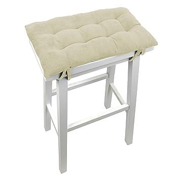 Amazon.com: Cojín para taburete de sillín – Relleno de ...