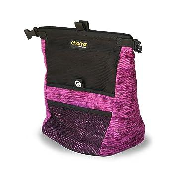 Charko WMBCKURB013 - Bolsa de magnesio para Boulder, Color Morado: Amazon.es: Deportes y aire libre