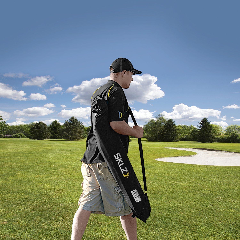 SKLZ(スキルズ) ゴルフ練習用 クィックスター レンジネット 6×6 004718 【日本正規品】