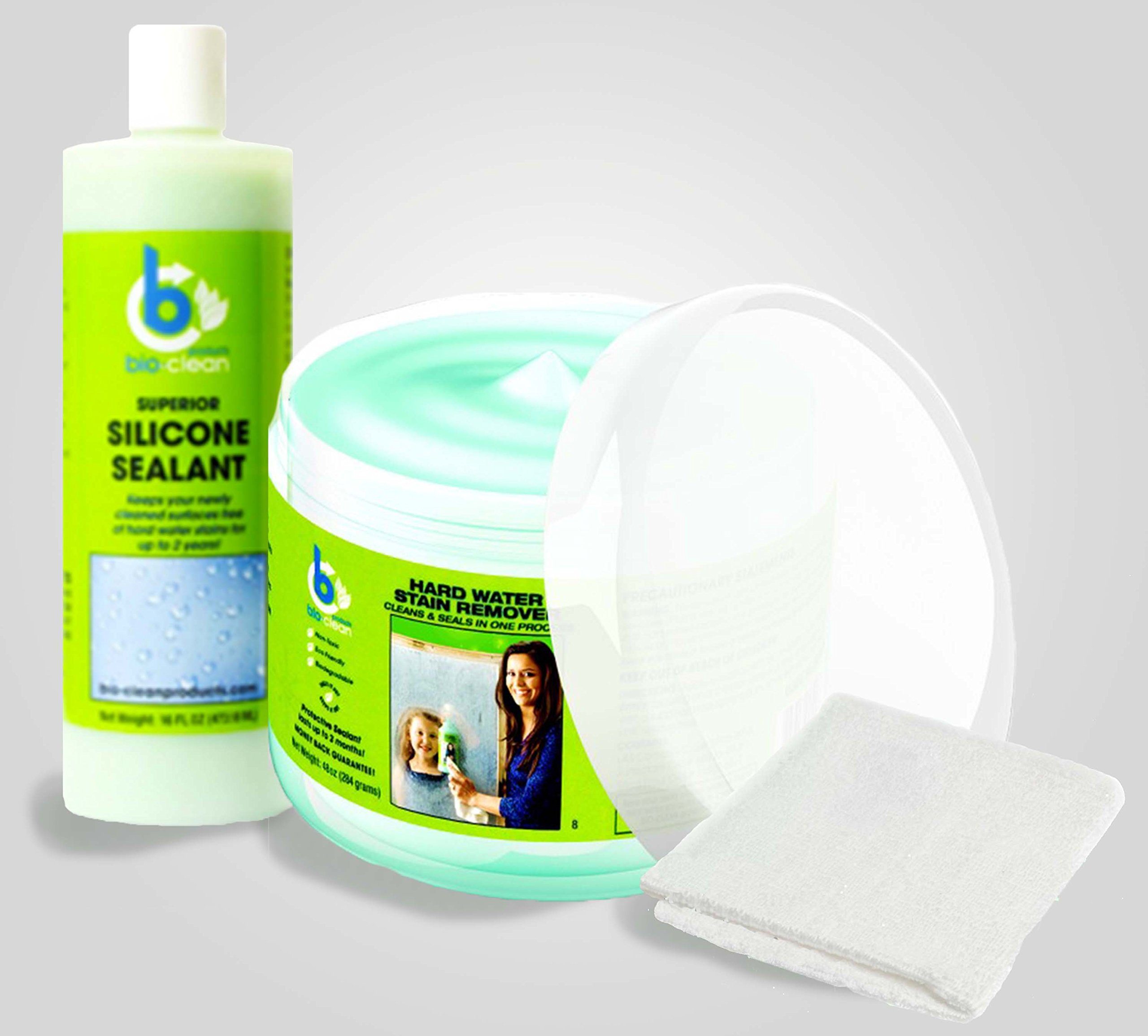 Amazon.com: Bio Clean: Hard Water Stain Remover: Buy 2 Cleaners ...