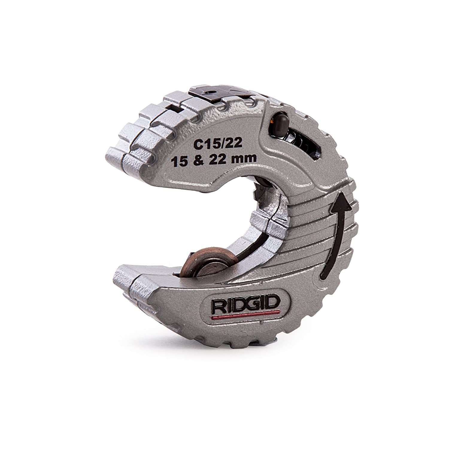 RIDGID RID57018 C-Style Copper Cutter, Multi-Colour, 15-22mm