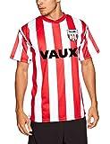 Score Draw Men's Sunderland 1990 Retro Football Shirt