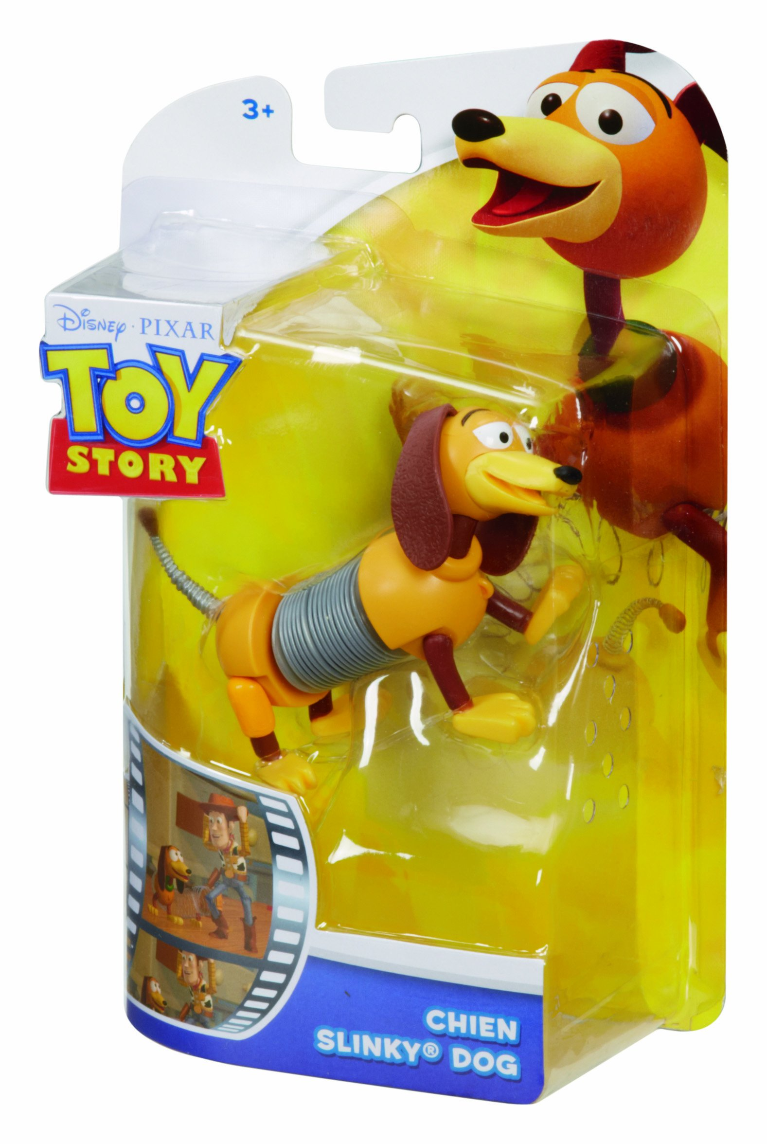 Slinky Dog Toy Story Movie Toys Action Figure Kids