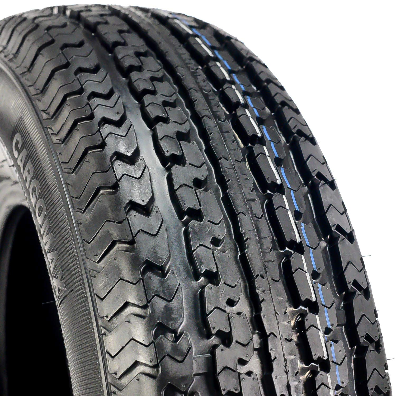 CargoMax YT301 Steel Belted Radial Trailer Tire 8 Ply ST205//75R14 105M D