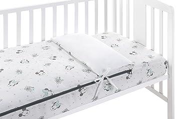 Disney 65362 - Saco de cuna desenfundable y lavable, color agua marino y gris: Amazon.es: Bebé