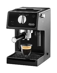 Espresso-Siebträgermaschinen bis 200 Euro m Vergleich: De'Longhi ECP31.21