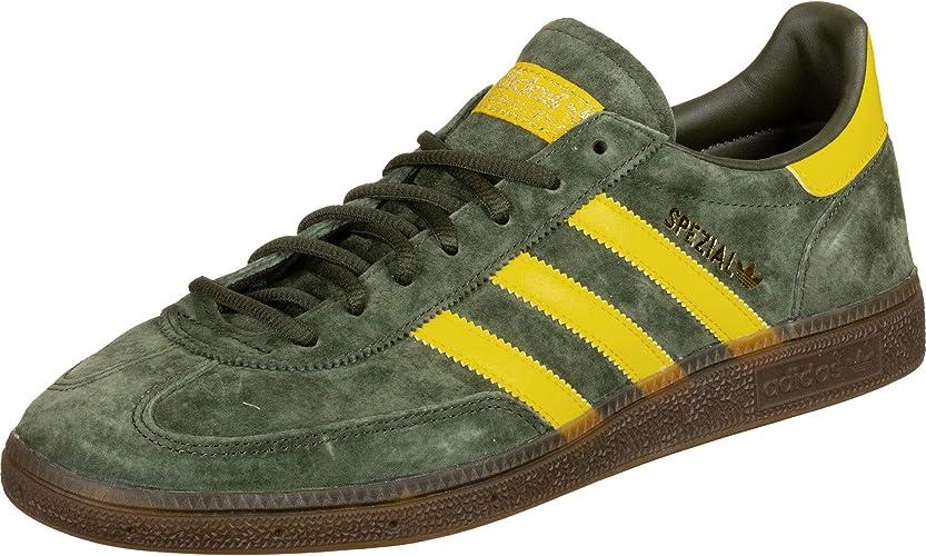 Dormido deseo comprender  Adidas Handball Spezial Night Cargo Yellow Gum: Amazon.de: Schuhe &  Handtaschen