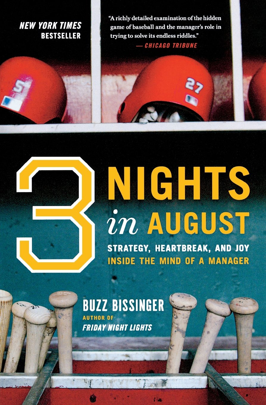 Three Nights in August: Strategy, Heartbreak, and Joy Inside the ...