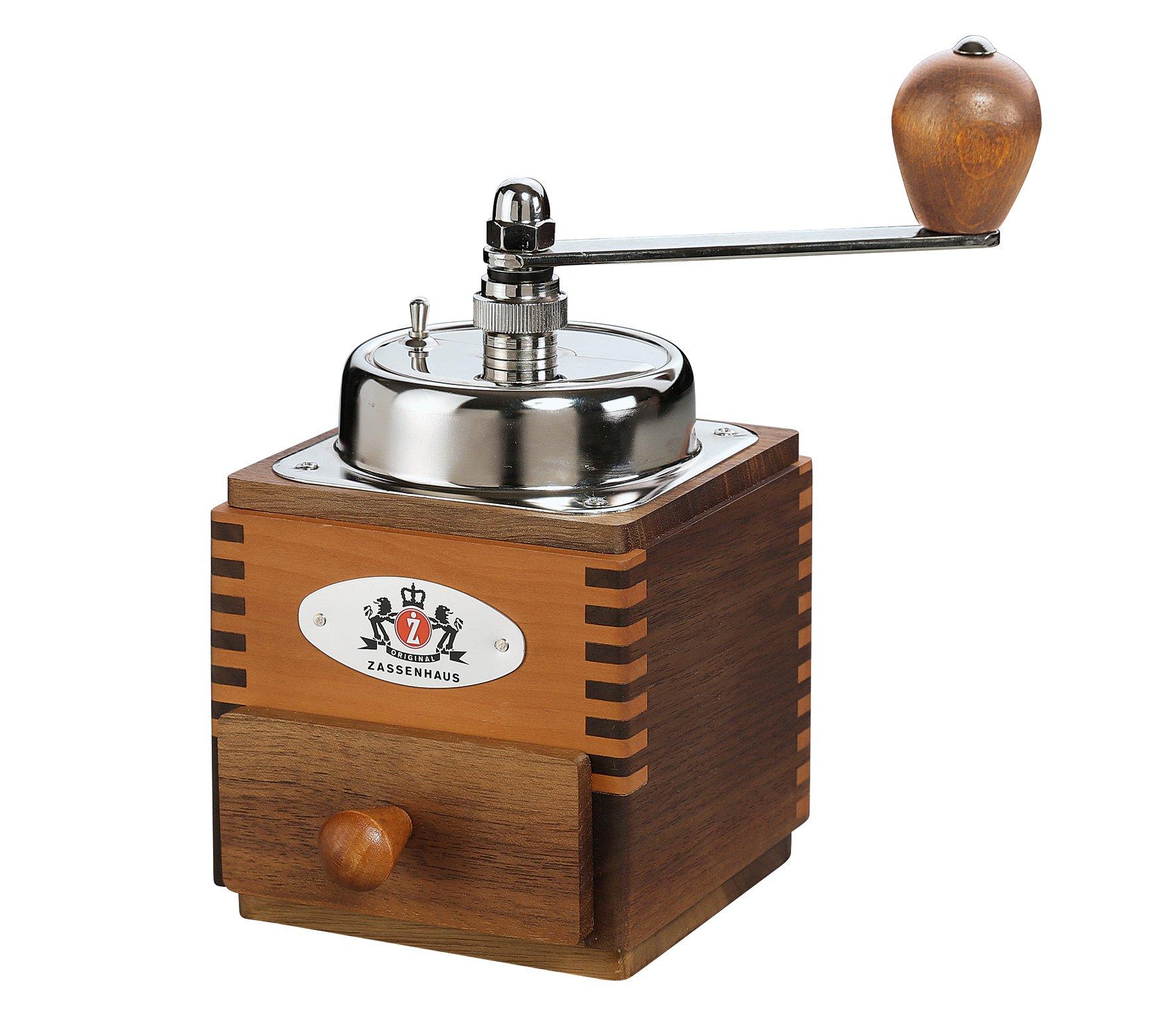 Zassenhaus M040234 Coffee Mill, Brown