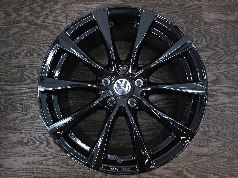 Llantas de aluminio de 17 pulgadas para Volkswagen: Amazon.es: Coche y moto
