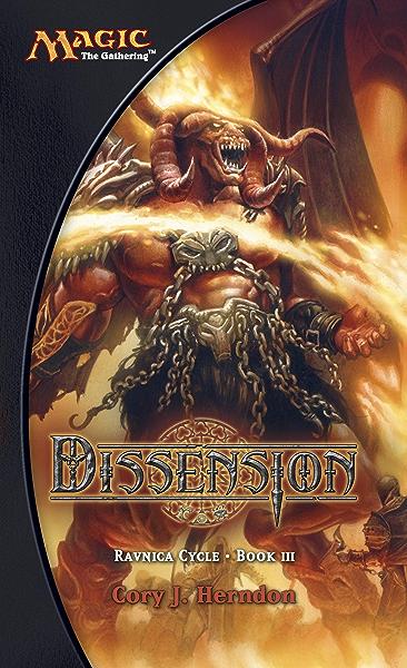 Dissension (Ravnica Cycle Book 3) (English Edition) eBook: Herndon, Cory: Amazon.es: Tienda Kindle