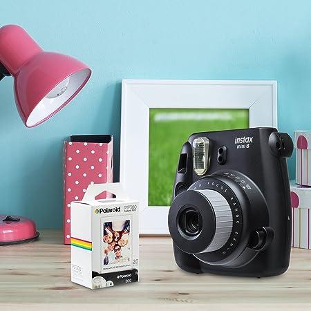 Polaroid PIF300 - Película fotográfica instantánea (20 impresiones ...