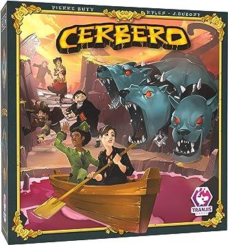 Tranjis Games - Cerbero - Juego de mesa (TRG-017cer) , color/modelo surtido: Amazon.es: Juguetes y juegos